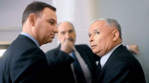 В Варшаве заявили об «огромной травме» для Польши из-за встречи Путина и Байдена