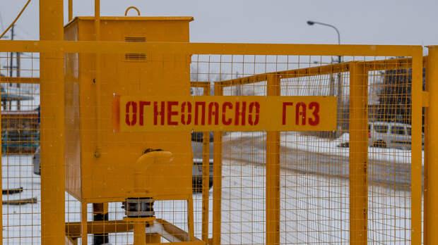Опора ЛЭП пробила газопровод в деревне под Ижевском