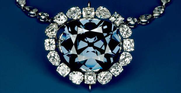 Алмаз «Голубой француз»
