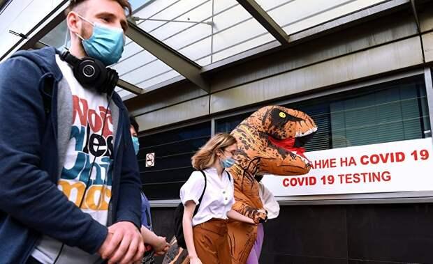 Читатели Der Standard: зато в России не возвели ковид в ранг религии