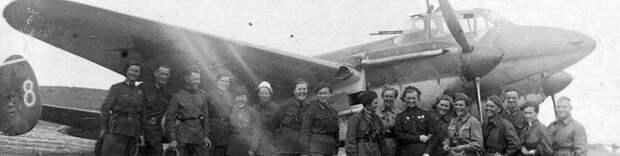 Птенцы гнезда Расковой: женщины-авиаторы в бою