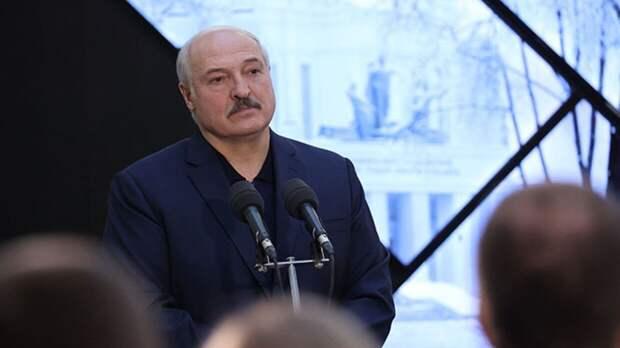 Лукашенко допустил возможность переноса переговоров по Донбассу из Минска
