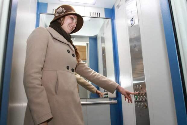 Лифт. Фото из архива редакции