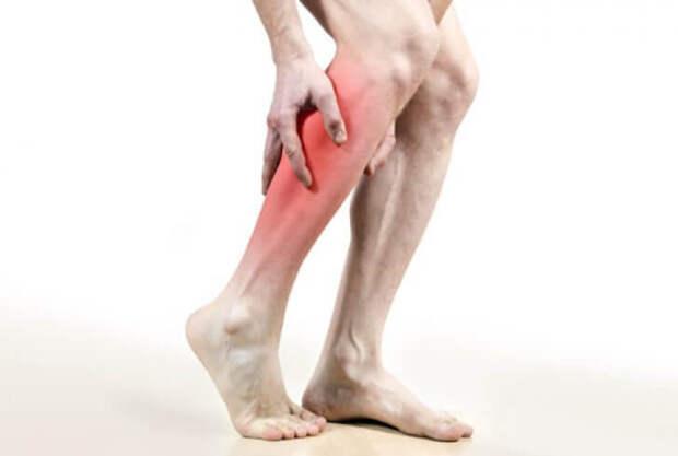 Как мгновенно избавиться от судорог ног одним упражнением