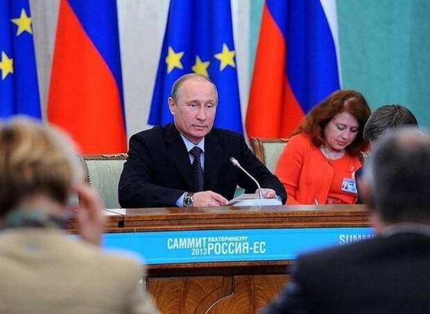 Политолог: Русские не сдадутся - в отношениях РФ и ЕС всё должно решиться до конца года