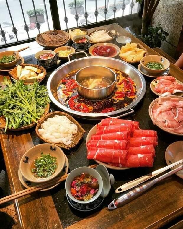 Основы китайской кухни