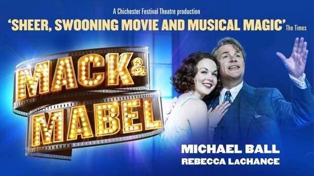 3. Саундтрек мюзикла «Mack & Mabel» кома, музыка, факты
