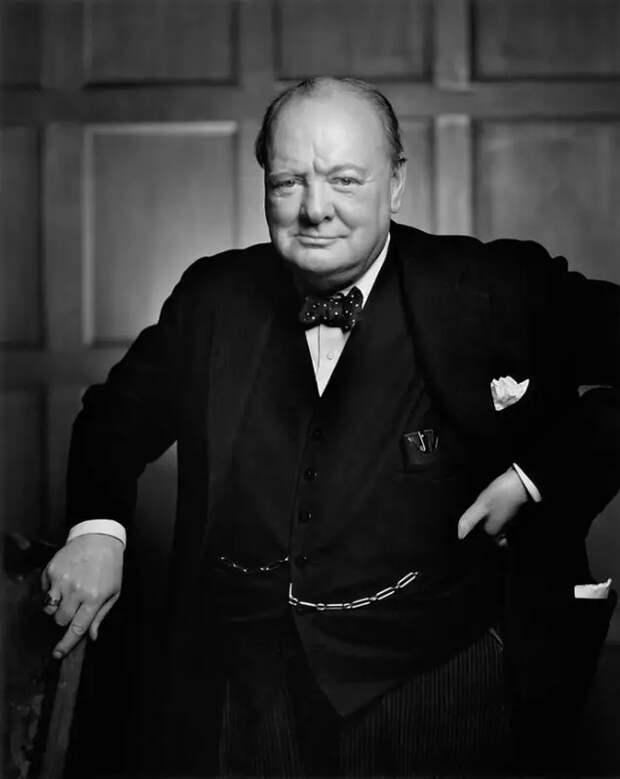 Отобрать сигару ибыстро сфотографировать: секрет одного изсамых известных снимков Черчилля