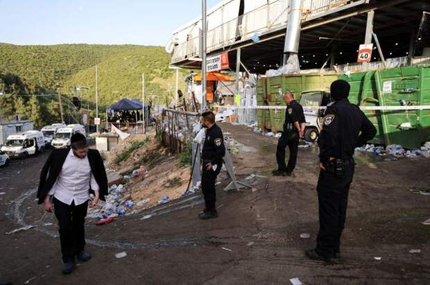 Более 40 человек погибли в давке в Израиле на празднике Лаг ба-Омер