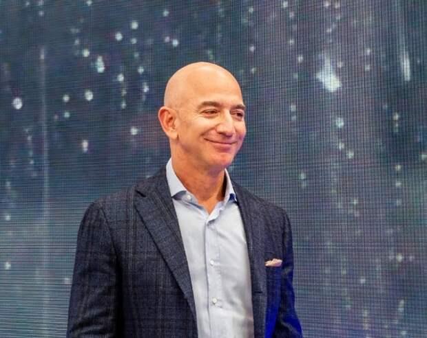 Глава Amazon разбогател до рекордных значений, но есть и ложечка дёгтя