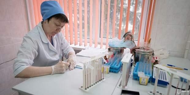 В поликлинике на Смольной вновь работает дневной стационар