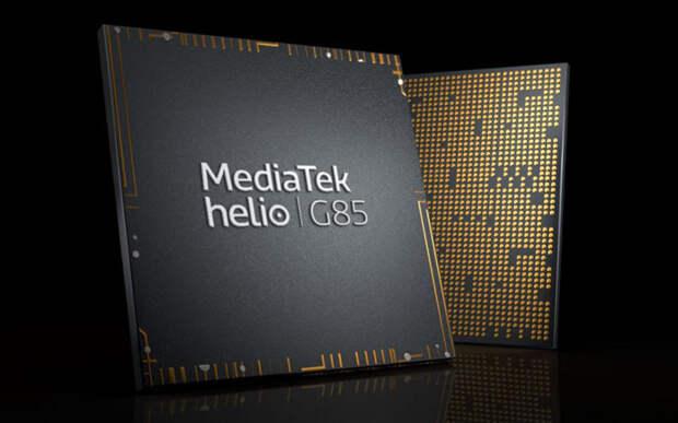 MediaTek представила игровой чипсет Helio G85 для недорогих смартфонов