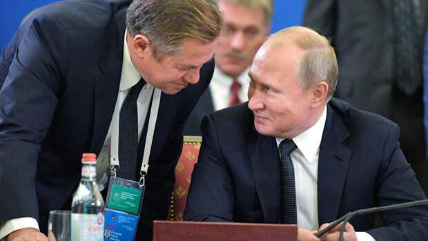 Вопрос дня. Почему Путин уволил своего советника Глазьева?