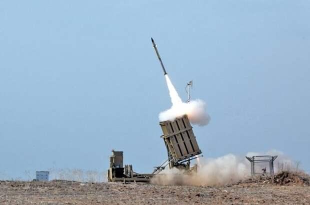 Израильские военные зафиксировали пуск ракет из сектора Газа