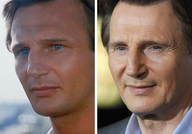 Как изменились с возрастом самые красивые актеры 90-х