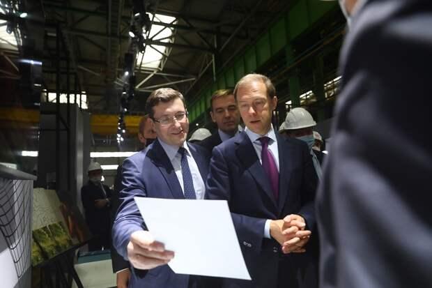 Заводной механизм: как Нижегородская область развивает новые отрасли промышленности