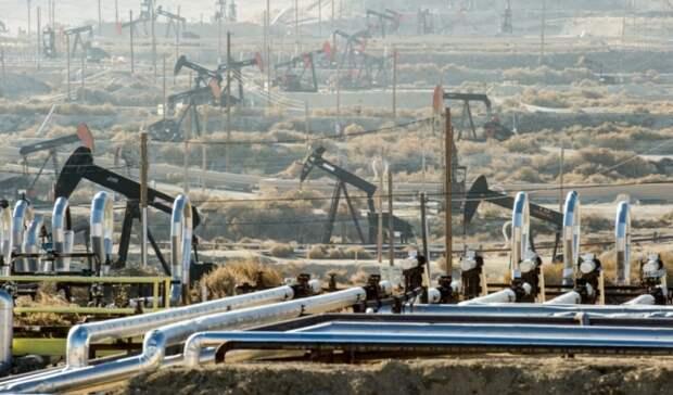 До11,1млн б/с увеличилась добыча нефти вСША