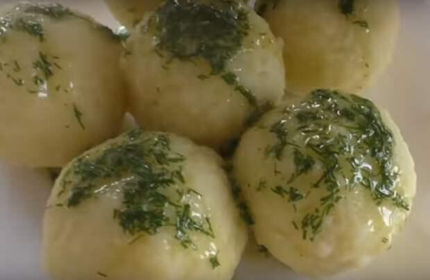 Неожиданно вкусный картофель по-немецки