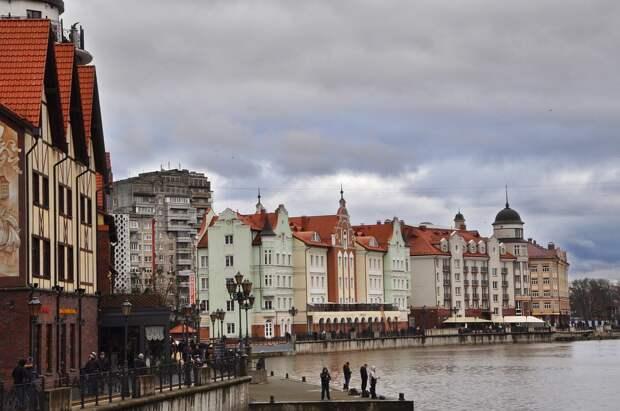 Тест свободы и независимости Калиниграда: плюс «Газпром», минус Литва
