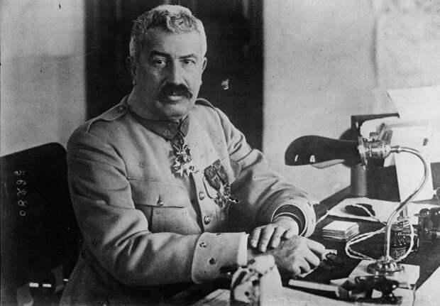 Генерал Жанен: главный предатель в Белой армии