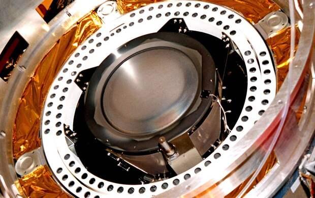 В России провели успешные испытания перспективного ионного двигателя