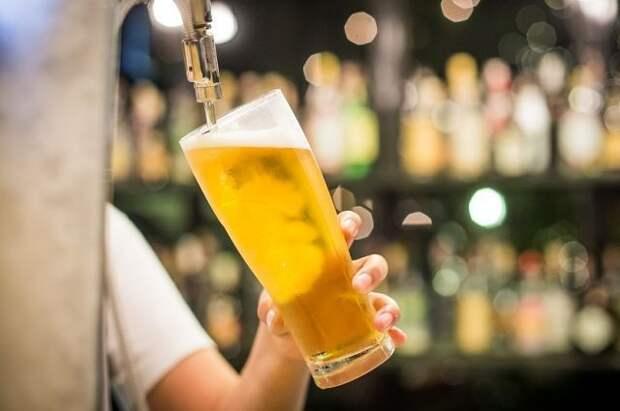 Чем опасно употребление разливного пива