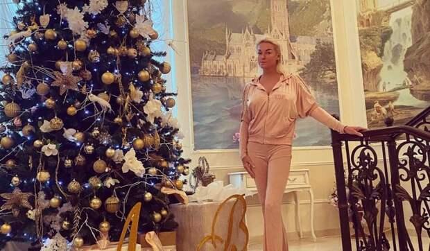 Месяц праздничных фото: российские звезды показали свои елки