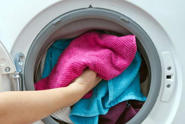 Перегруз барабана стиральной машинки. | Фото: Asset Protection Group.