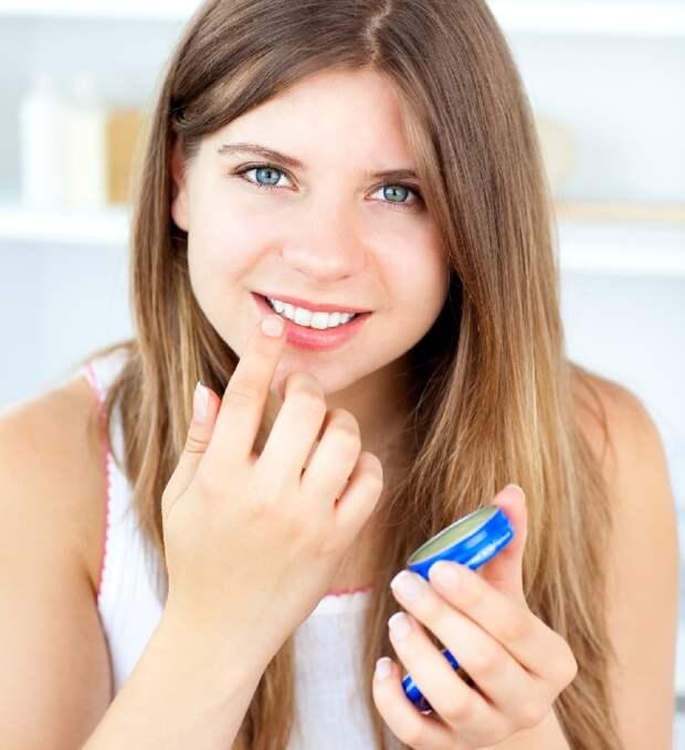 вазелин с витамином е для лица