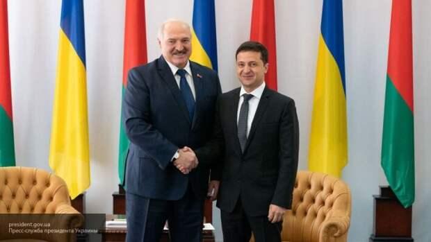Украина поддержала санкции Евросоюза против Беларуси
