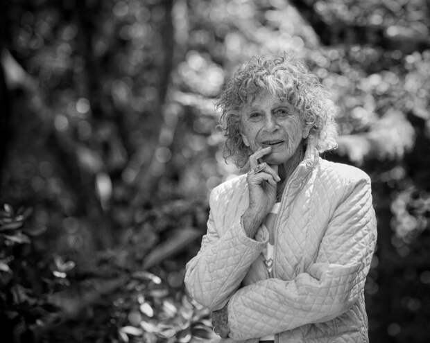 Анна Халприн, 94 года, которая танцует с Богом...