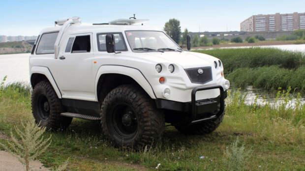 «Петрович», «Русак» и еще 5 современных российских автопроизводителей, о которых почти никто не слышал