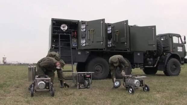 Помощь и опыт. Войска РХБЗ против эпидемий