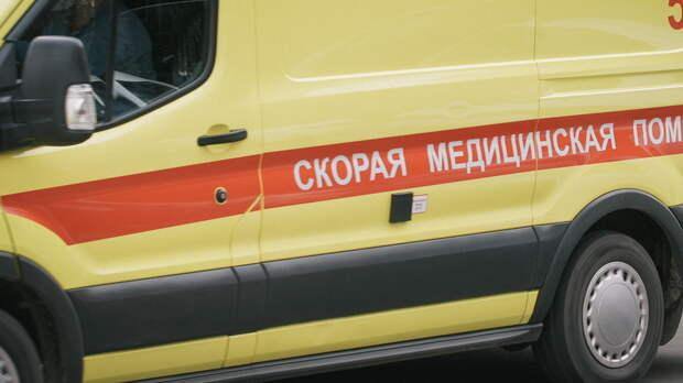 Колонну машин скорой помощи заметили награнице Ростовской области иУкраины