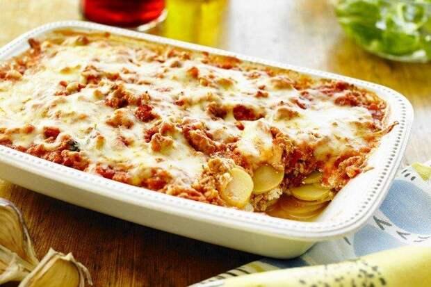Лазанья из картофеля. Вкусная идея сытного обеда на большую семью 2