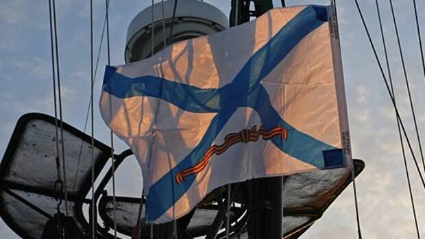 Корабли Каспийской флотилии зашли в Черное море для участия в морских учениях