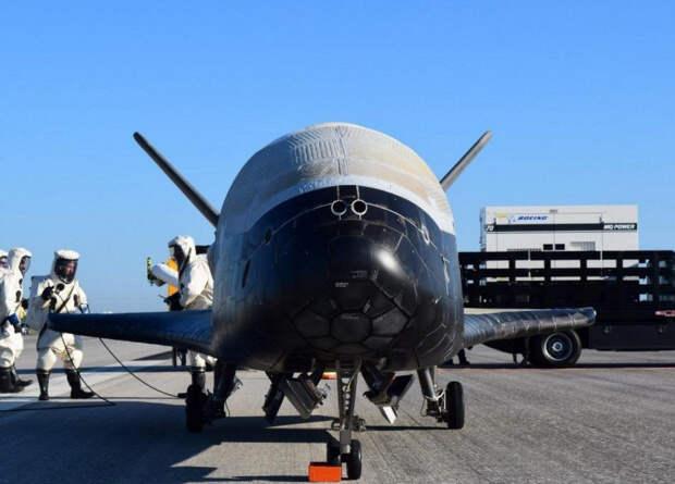 Беспилотный космоплан X-37B побил собственный рекорд пребывания на орбите