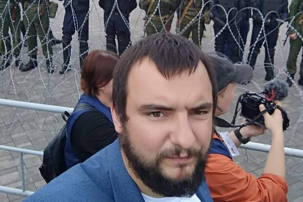 В Белоруссии арестовали члена Координационного совета оппозиции