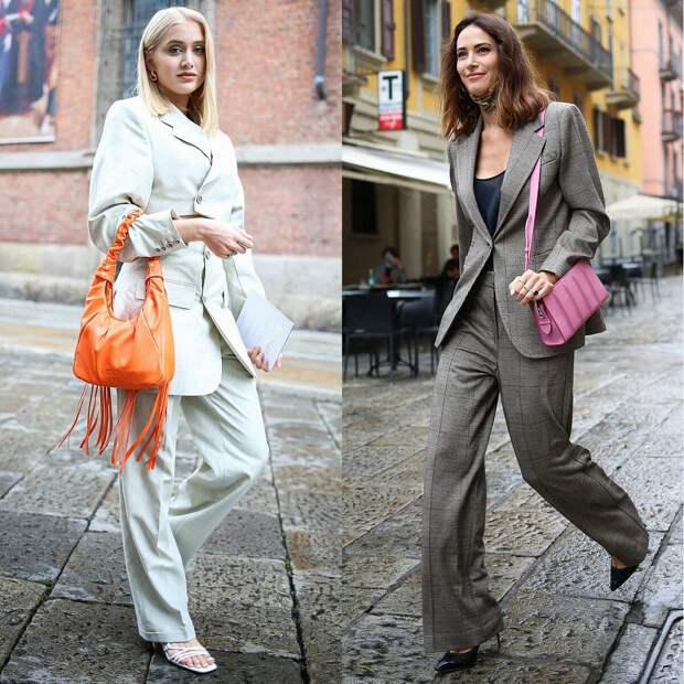 Главные тренды моды, которые отметили звезды и инфлюенсеры в этом сезоне
