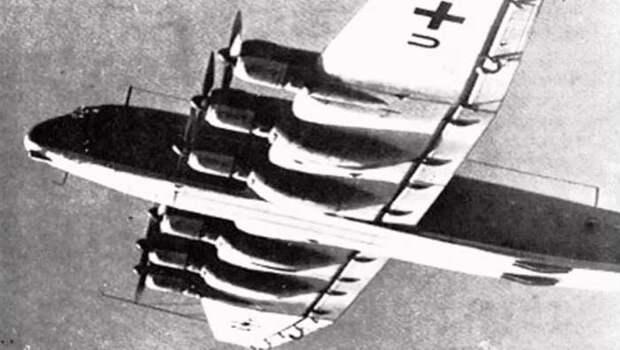 Junkers JU-390: немецкий бомбардировщик, который чуть было не устроил лондонский «блиц» в Нью-Йорке