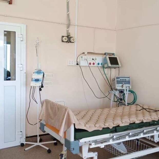 Четыре больницы в Удмуртии перепрофилировали под ковид-центры