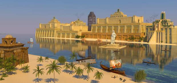 Дворец в Нимруде