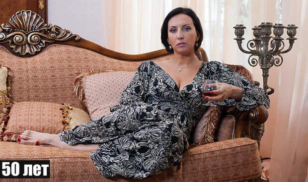 """""""Ягодка опять"""" - 7 самых сексуальных российских звезд старше пятидесяти"""
