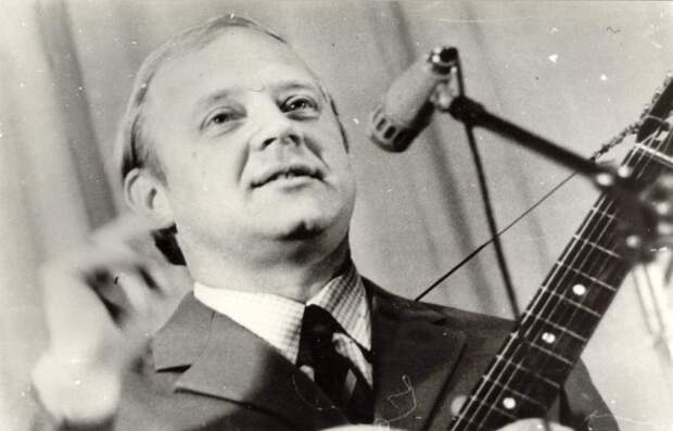 20 июня - День рождения Юрия Визбора.
