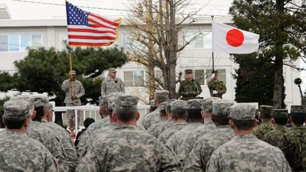 Япония объявила омасштабных военных маневрах сучастием США