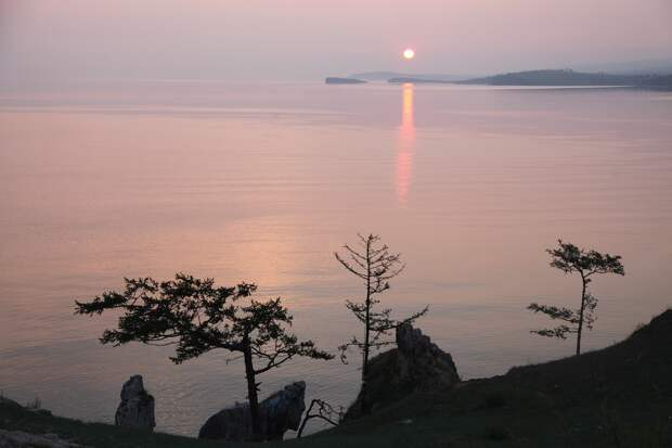 Уровень воды в Байкале стабилизировался