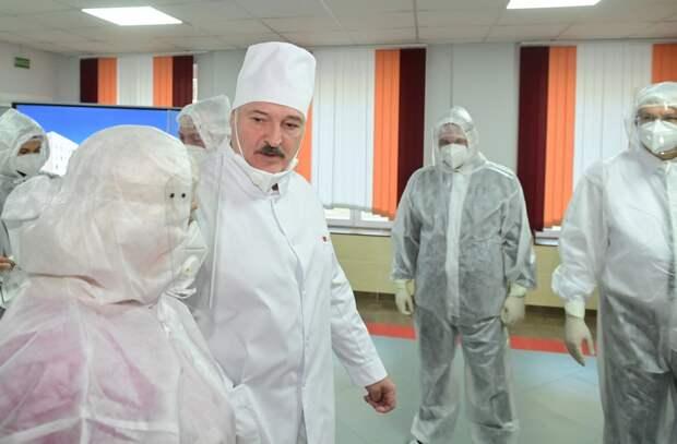 Минздрав Белоруссии сообщил оначале третьей волны COVID-19 встране
