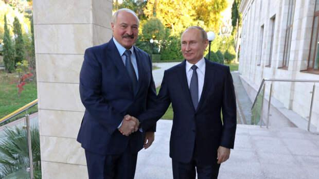 Встреча президентов России и Белоруссии длилась около четырех часов