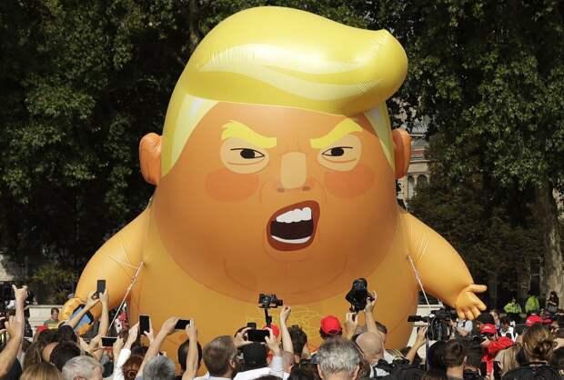 О ситуации в США: Трамп сдулся, Байден забирает все!