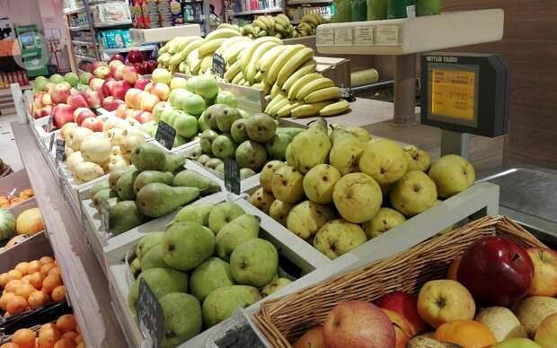 В марте в Удмуртии подорожали овощи, но подешевели некоторые фрукты